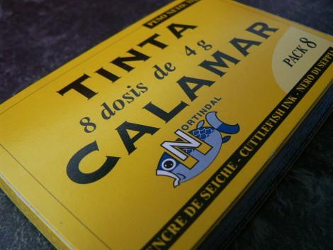 Tintenfischtinte - Tinta Calamar
