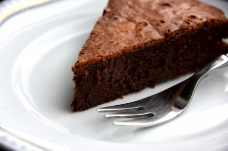 Schokoladen-Orangen-Tarte