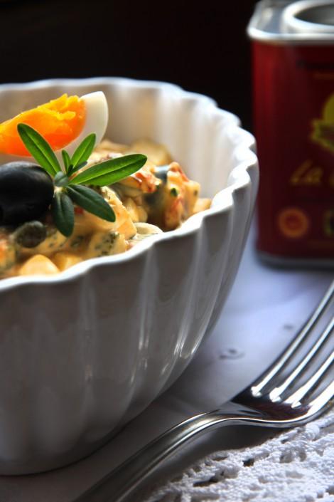 Spanischer-Eiersalat