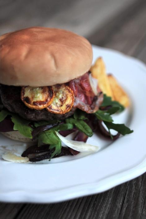 Salsiccia-Burger
