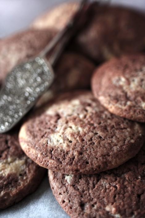 Marmor-Gewürz-Cookies