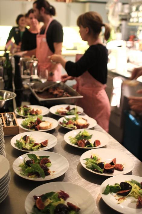 Hamburg: Küche Gruner und Jahr