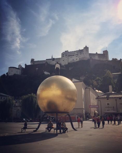 Salzburg Burg